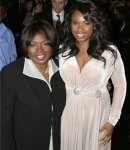 Jennifer and Darnell Hudson (mother)