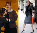 Sarah Palin before and after