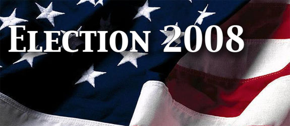 Voting - 2008 presidential elections - Please vote!