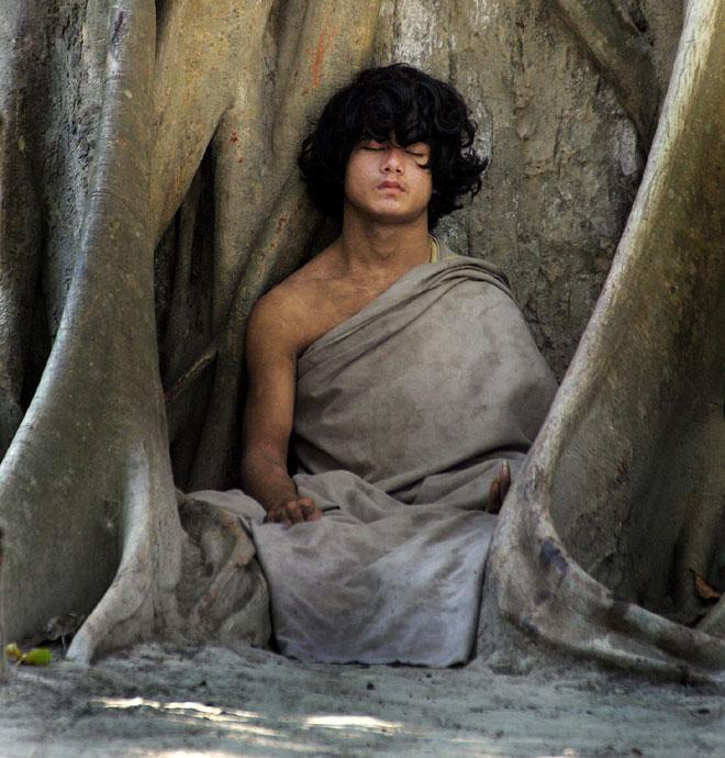 Pemuda Reikarnasi Buddha, 6 Bulan Bersemedi Tanpa Makan Minum
