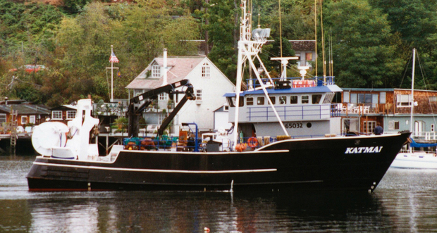 Fishing Vessel Katmai