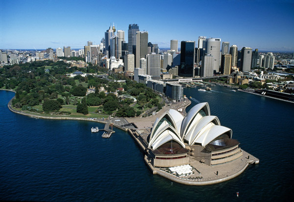 A holiday to Australia