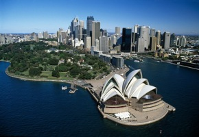 A holiday to Australia