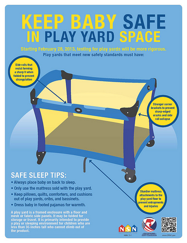Cribs Infographic - Safety and Security