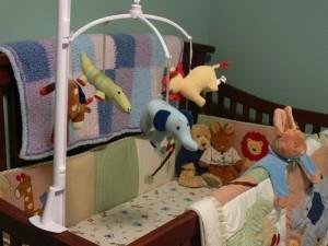 Safe Non Toxic baby Cribs
